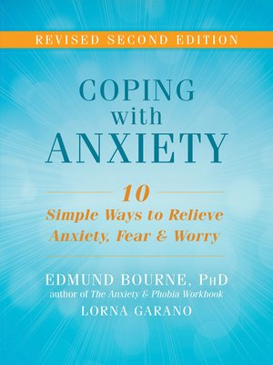 cover image of Coping with Anxiety